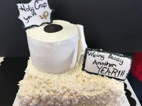 """Holy Crap"" Cake"