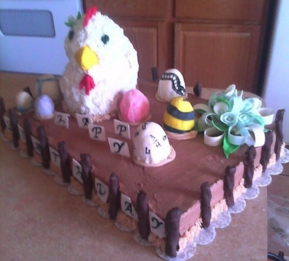 Mother Hen Cake