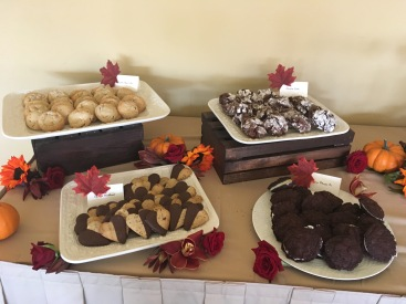 Cookie Table, Price varies