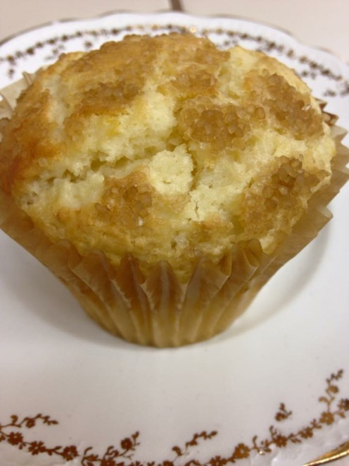 Lemon Cream Cheese muffins...$30 dozen (minimum 1 dozen order)